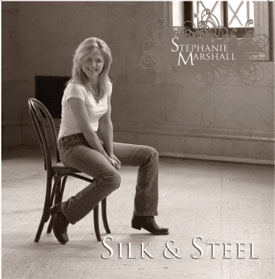 CD cover - Silk and Steel
